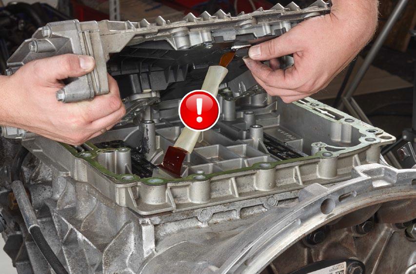 I-Shift / Optidrive dual-clutch transmission Volvo / Renault | rema